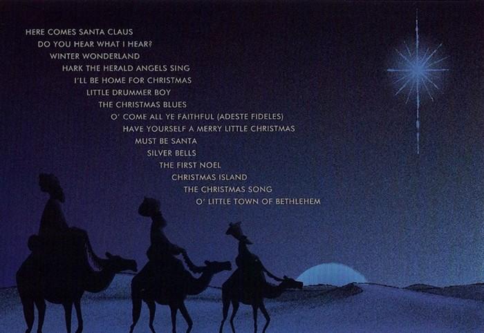 christmas in the heart - Christmas Blues Lyrics