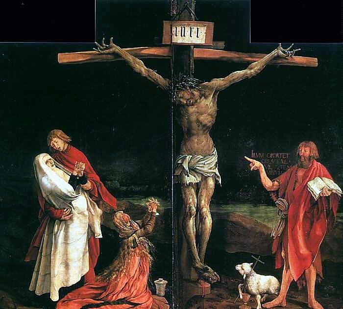 THEY CROWNED MY HEAD WITH THORNS, THOMAS,  I AM THE MAN. THEY NAILED ME TO THE CROSS, THOMAS, I AM THE MAN.